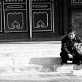 Waiting by Sebastian Musial