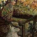 Waiting Sergey Sergeyevich Solomko by Eloisa Mannion