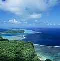 Wakaya Coastline by Larry Dale Gordon - Printscapes