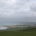 Wales Coastline by Marj Beach