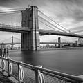 Walk Along The East River by Reynaldo Brigantty