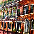 Walk In The French Quarter by Diane Millsap