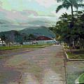 Walk Way by Nereida Slesarchik Cedeno Wilcoxon