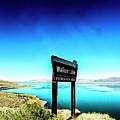 Walker Lake by Rebecca Dru