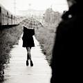 Walking Away by Gabriela Insuratelu
