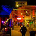 Walking In Memphis by Jeff Kurtz