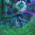 Walking In The Rain by Pamela Dumas