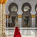 Walking Temple by John Swartz