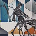 Walking The Dog by Jerry L Barrett
