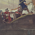 Walking the Plank by Howard Pyle