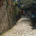 Walking The Streets Of Santa Lucia - 2 by Hany J