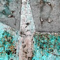 Wall Abstract 118 by Maria Huntley