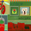 Wall Decor Painting   by Miss Pet Sitter