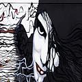 Wall Faces by Jody Lane