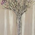 Wall Flower Decoration by Deborah Benoit