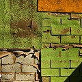 Wall Textures by Norman Andrus
