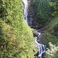 Wallace Falls by Roger Ulm