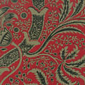 Wallpaper Sample With Bamboo Pattern By William Morris by William Morris