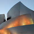Walt Disney Concert Hall 19 by Bob Christopher