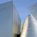 Walt Disney Concert Hall 7 by Bob Christopher