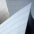 Walt Disney Concert Hall 9 by Bob Christopher