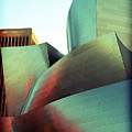 Walt Disney Concert Hall by Ariane Moshayedi