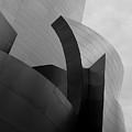 Walt Disney Concert Hall  by Justin Pernas