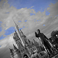 Walt Disney World - Partners Statue by AK Photography