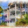 Walt Disney World Old Key West Resort Villas Pa 01 by Thomas Woolworth