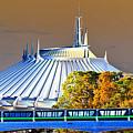 Walts Modern Vision by David Lee Thompson