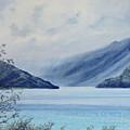 Wanaka Lake by Stanza Widen