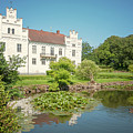 Wanas Castle Duck Pond by Antony McAulay