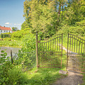 Wanas Castle Secret Gate by Antony McAulay