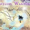 Wanderart by Subbora Jackson
