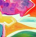 Wandering  I by Expressionistart studio Priscilla Batzell