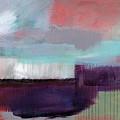 Wanderlust 22- Art By Linda Woods by Linda Woods