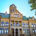 Wapakoneta Ohio Court House by Dan Sproul