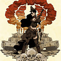 War Maiden by Brian Kesinger