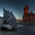 War Memorial Cardiff Bay by Leighton Collins