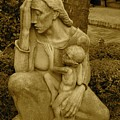 War Mother By Charles Umlauf by Gia Marie Houck