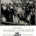 War Rages In France - We Must Feed Them by War Is Hell Store