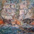 War Ships by Joseph Sandora Jr