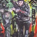 war by Todd Artist
