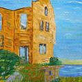 Warden's House by Kathy  Symonds