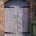 Warehouse Wooden Door by Thomas Marchessault