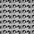 Warhol - Three Stooges Andy Warhol by Eloisa Mannion