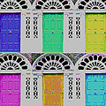 Warhol's Doors by Mickey Marino