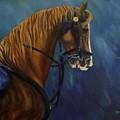 Warhorse-us Cavalry by Joann Renner
