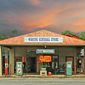 Waring General Store by Robert Anschutz