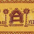 Warli Ceremony by Subhash Limaye